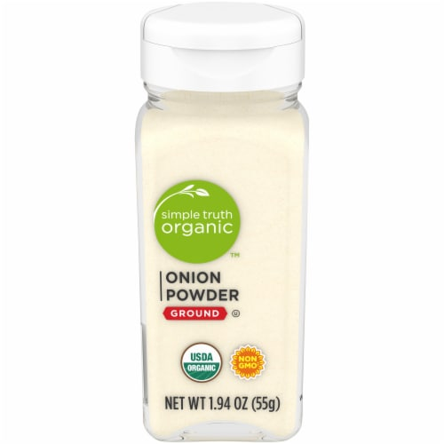 Simple Truth Organic™ Ground Onion Powder Perspective: front
