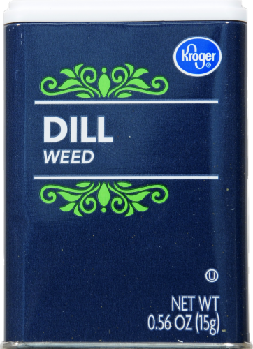 Kroger® Dill Weed Perspective: front