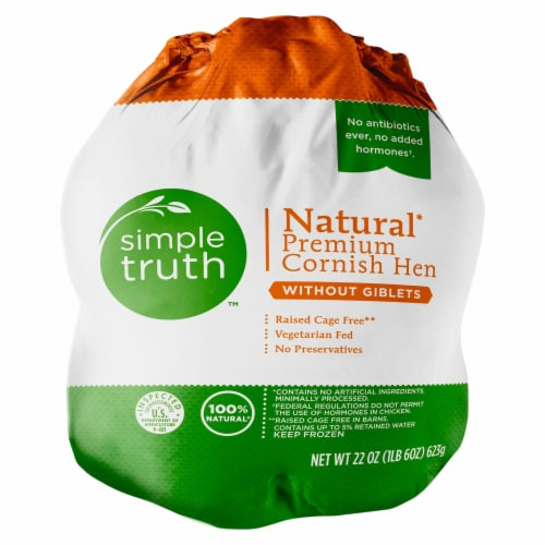 Simple Truth™ Natural Cornish Hen Perspective: front