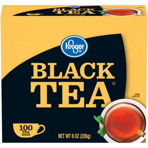 Kroger® Black Tea Bags Perspective: front