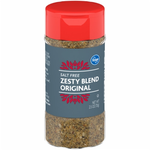 Kroger® Salt Free Zesty Blend Original Seasoning Perspective: front