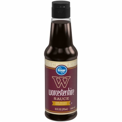Kroger® Worcestershire Sauce Perspective: front