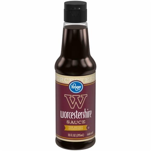 Kroger® Worcestershire Sauce Perspective: front