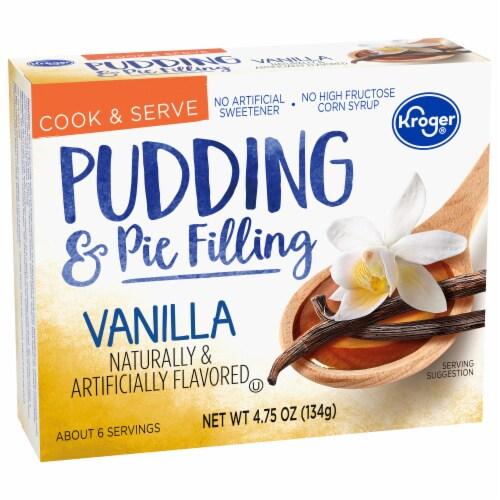 Kroger® Cook & Serve Vanilla Pudding & Pie Filling Perspective: front