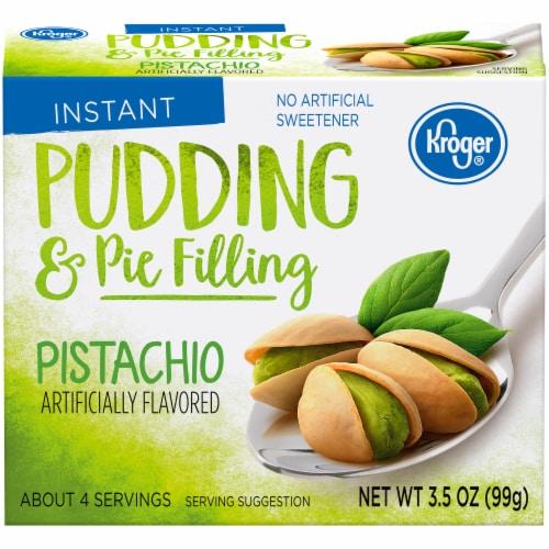 Kroger® Pistachio Instant Pudding & Pie Filling Perspective: front