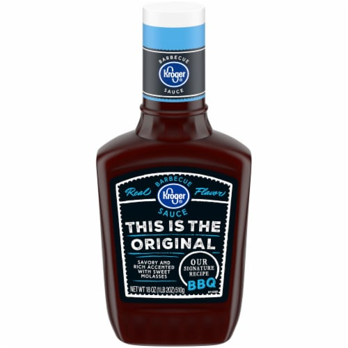 Kroger® This is the Original Barbecue Sauce Perspective: front