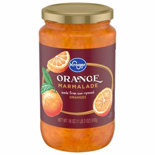 Kroger®  Orange Marmalade Perspective: front