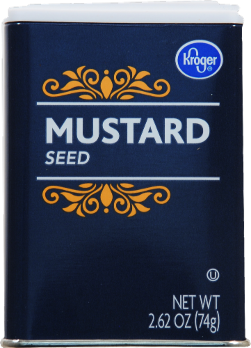 Kroger® Mustard Seed Perspective: front