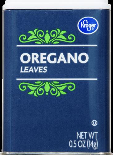Kroger® Oregano Leaves Perspective: front