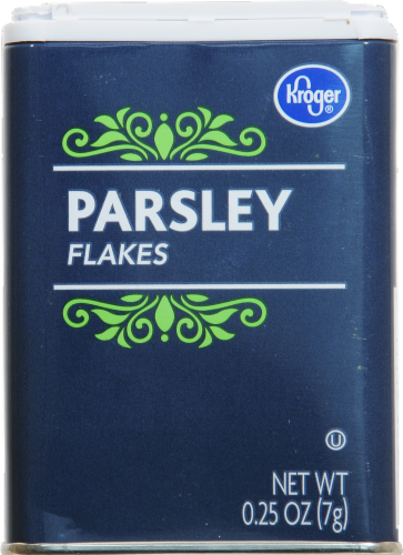 Kroger® Parsley Flakes Perspective: front