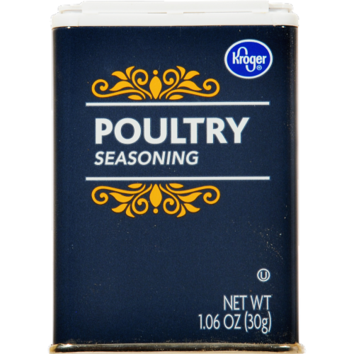 Kroger® Poultry Seasoning Perspective: front