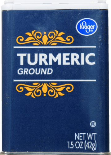 Kroger® Ground Turmeric Perspective: front