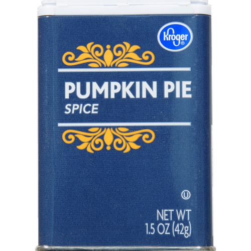 Kroger® Pumpkin Pie Spice Perspective: front