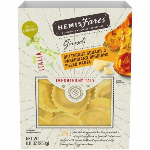 HemisFares™ Butternut Squash & Parmigiano Reggiano Filled Pasta Perspective: front