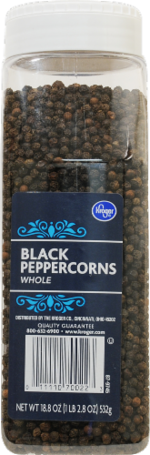 Kroger® Whole Black Peppercorns Perspective: front