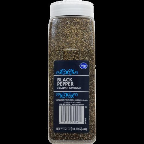 Kroger® Coarse Ground Black Pepper Perspective: front