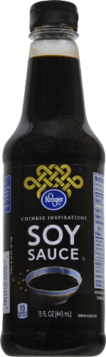 Kroger® Soy Sauce Perspective: front