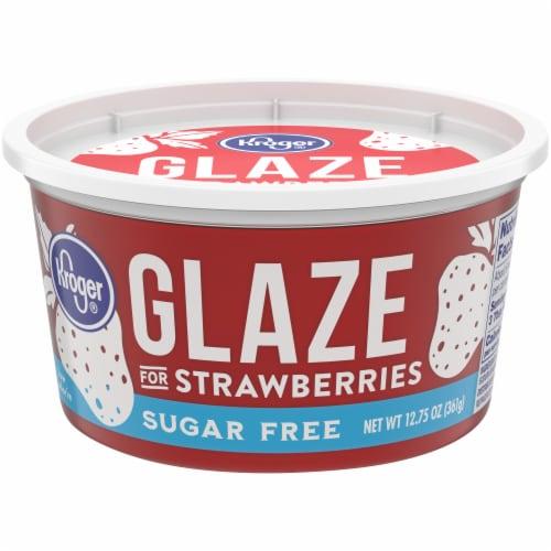 Kroger® Sugar Free Glaze for Strawberries Perspective: front