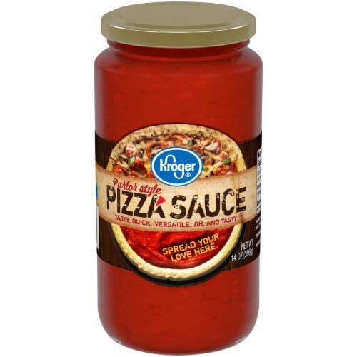 Kroger® Parlor Style Pizza Sauce Perspective: front