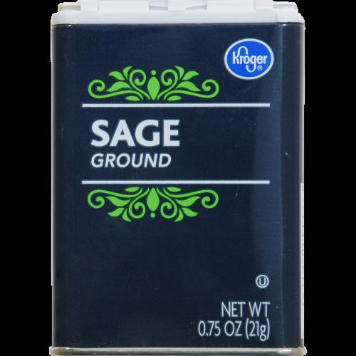 Kroger® Ground Sage Perspective: front