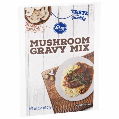 Kroger® Mushroom Gravy Mix Perspective: front