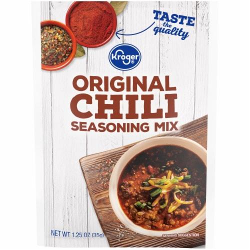 Kroger® Original Chili Seasoning Mix Perspective: front