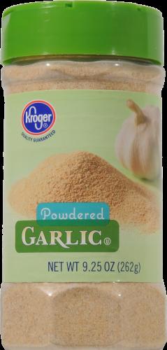 Kroger Garlic Powder Perspective: front