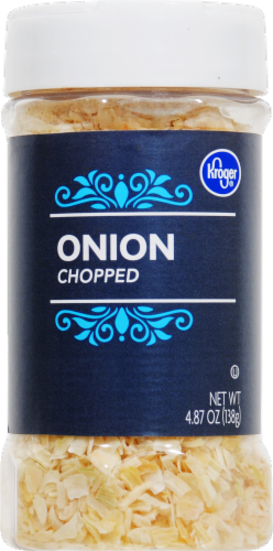 Kroger® Chopped Onions Perspective: front