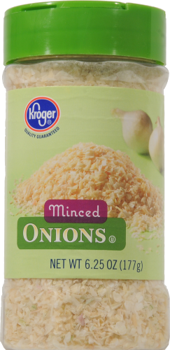 Kroger® Minced Onions Perspective: front