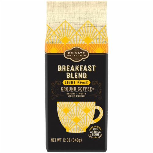 Private Selection™ Breakfast Blend Ground Coffee Perspective: front