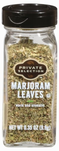 Private Selection™ Marjoram Leaves Perspective: front