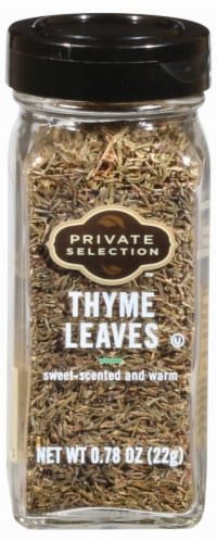 Private Selection™ Thyme Leaves Perspective: front