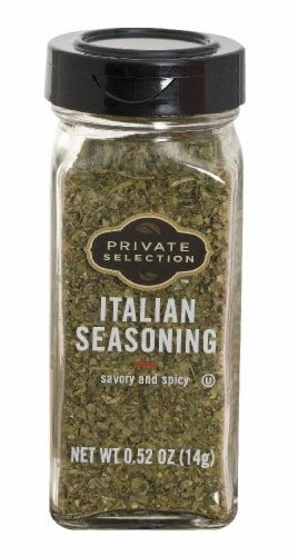 Private Selection™ Italian Seasoning Perspective: front