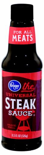 Kroger® Universal Steak Sauce Perspective: front