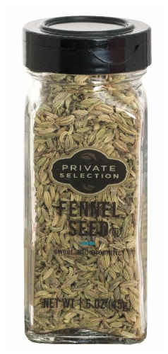 Private Selection™ Fennel Seed Perspective: front