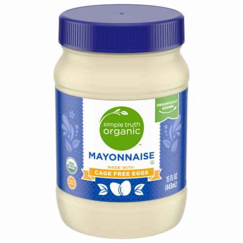 Simple Truth Organic™ Mayonnaise Perspective: front