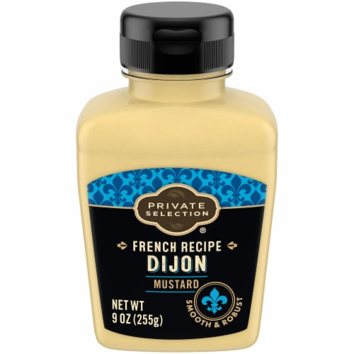 Private Selection® French Dijon Mustard Perspective: front