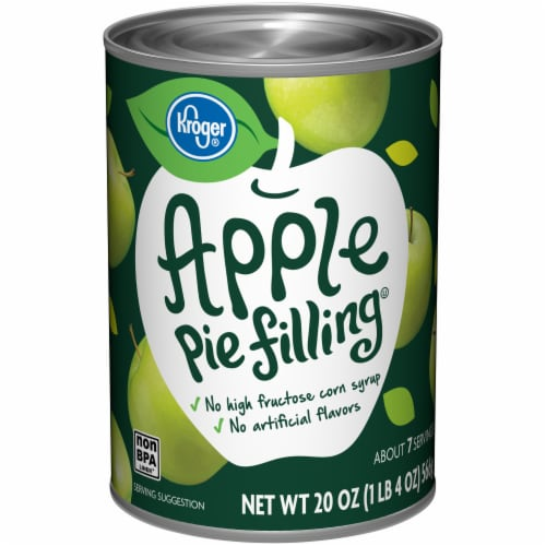 Kroger® Apple Pie Filling Perspective: front