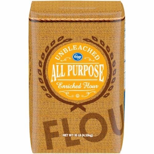 Kroger® Unbleached All Purpose Flour Perspective: front