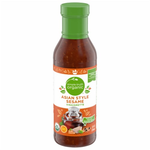 Simple Truth Organic® Asian Style Sesame Vinaigrette Perspective: front