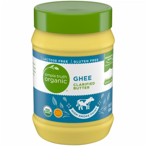 Simple Truth Organic™ Ghee Clarified Butter Perspective: front