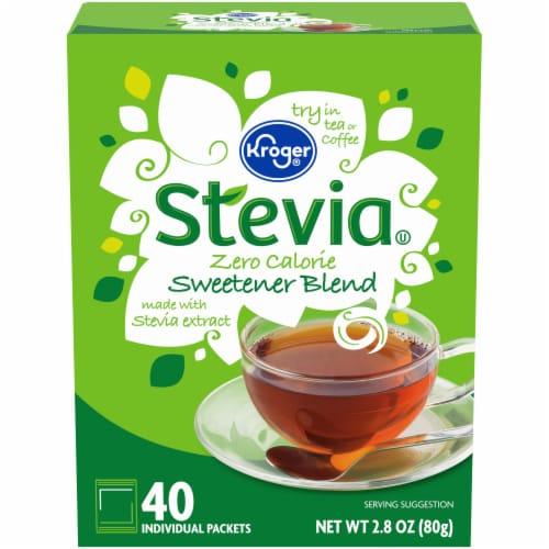 Kroger® Stevia Zero Calorie Sweetener Blend Perspective: front