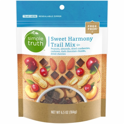 Simple Truth™ Sweet Harmony Trail Mix Perspective: front