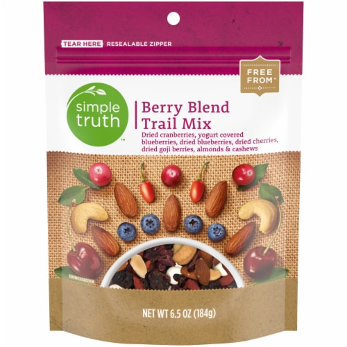 Simple Truth™ Berry Blend Trail Mix Perspective: front