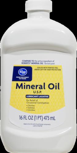 Kroger®  Mineral Oil Perspective: front