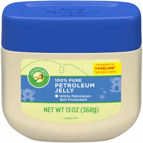 Comforts® 100% Pure Petroleum Jelly Perspective: front