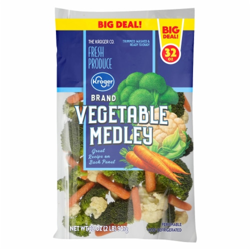 Kroger® Vegetable Medley Perspective: front