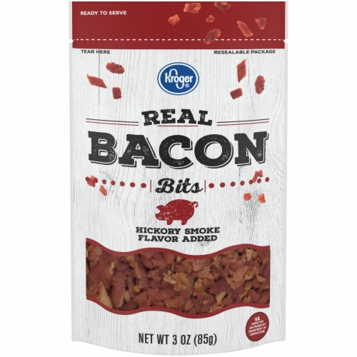 Kroger® Real Bacon Bits Perspective: front