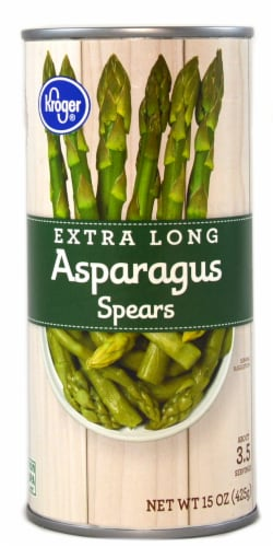 Kroger® Extra Long Asparagus Spears Perspective: front