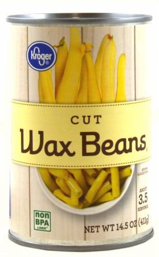 Kroger® Cut Wax Beans Perspective: front